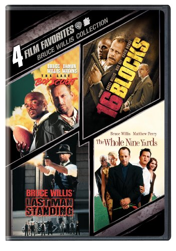 Bruce Willis: 4 Film Favorites