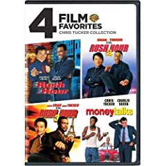 Chris Tucker Collection: 4 Film Favorites
