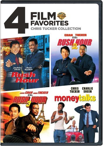 Chris Tucker Collection: 4 Film Favorites