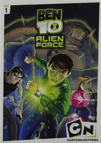 Ben 10: Alien Force, Vols. 1-4