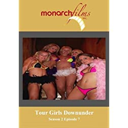 Tour Girls Downunder Season 2 Episode 7