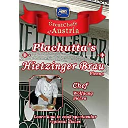 Great Chefs of Austria Chef Wolfgang Sichra Plachutta's Hietzinger Brau - Vienna