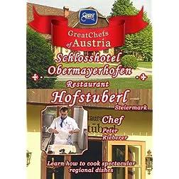Great Chefs of Austria Chef Peter Rieberer Schlosshotel Obermayerhofen - Pogusch