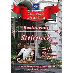 Great Chefs of Austria Chef Helmut Osterreicher Steirereck - Vienna