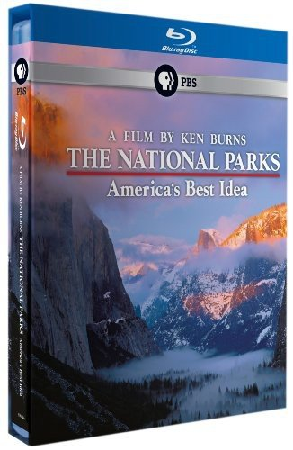 The National Parks: America's Best Idea [Blu-ray]