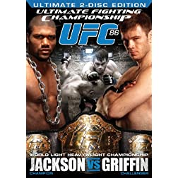 UFC 86: Rampage Jackson Vs. Forrest Griffin