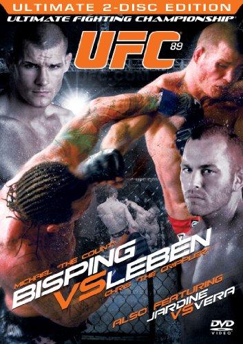 UFC 89: Bisping Vs Leben