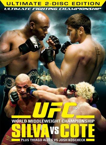 UFC 90: Silva Vs Cote