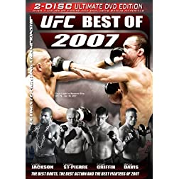 UFC: The Best Of 2007