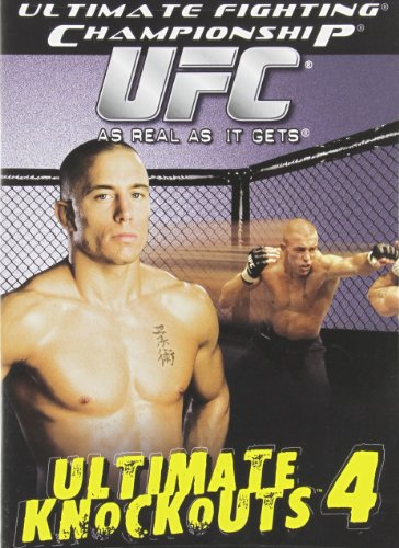 UFC: Ultimate Knockouts Vol  4