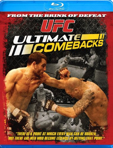 UFC: Ultimate Comebacks [Blu-ray]