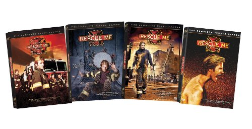 Rescue Me: Seasons 1-4