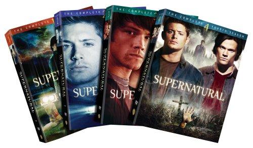 Supernatural: The Complete Seasons 1-4