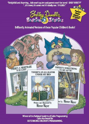 Shelley Duvall's Bedtime Stories: Mercer Mayer Collection