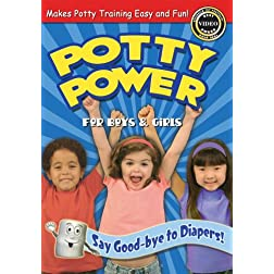 Potty Power - For Boys & Girls (2009)