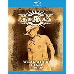 Wide Open: Live and More [Blu-ray]