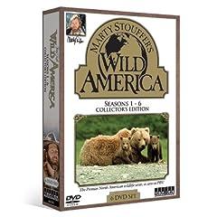 Marty Stouffer's Wild America: Seasons 1-6