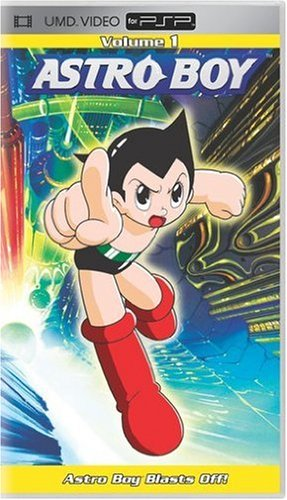 Astro Boy 1: Astro Boy Blasts Off (Ws Sub) [UMD for PSP]