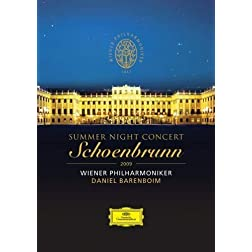 Wiener Philharmonic/Daniel Barenboim: Sommernachtskonzert Schoenbrunn 2009