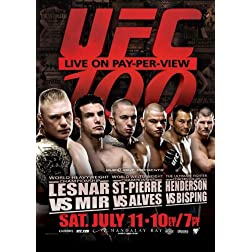 UFC 100 Making History: Lesnar vs. Mir