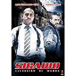 Sicario-Ejecucion De Mando (Blue Ray) [Blu-ray]