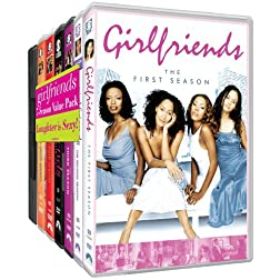 Girlfriends: Seasons 1-7