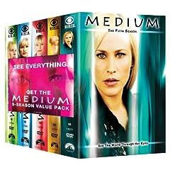 Medium: Seasons 1-5