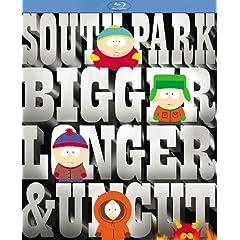 South Park: Bigger Longer Uncut  [Blu-ray]