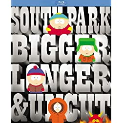 South Park: Bigger Longer Uncut  [Blu-ray]