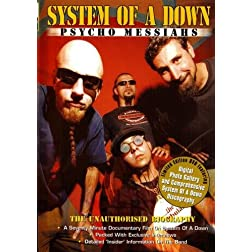 System Of A Down: Psyco Messiahs