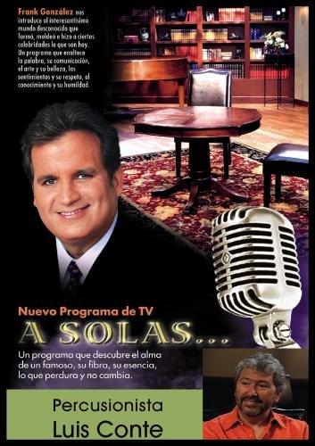 """A Solas..."" Luis Conte, percusionista"