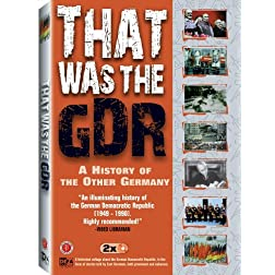 That Was the GDR: A History of the Other Germany