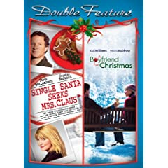 Single Santa Seeks Mrs. Claus/A Boyfriend for Christmas