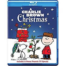 A Charlie Brown Christmas [Blu-ray]