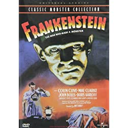 Universal Frankenstein W/halloween Candy Cash [dvd] [ff]