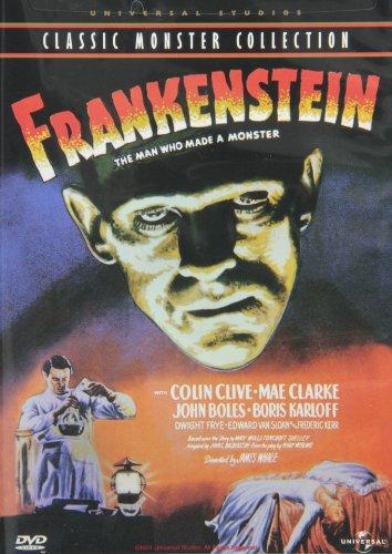 Universal Frankenstein W/halloween Candy Cash [dvd] [ff]