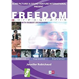 FREEDOM: Jennifer Robichaud