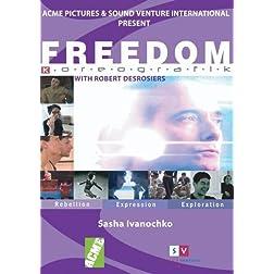 FREEDOM: Sasha Ivanochko
