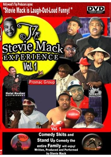 The Stevie Mack Experience Vol. 1
