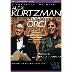 Writers on Writing - Alex Kurtzman & Roberto Orci