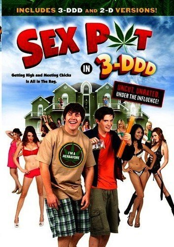 Sex Pot in 3-Ddd