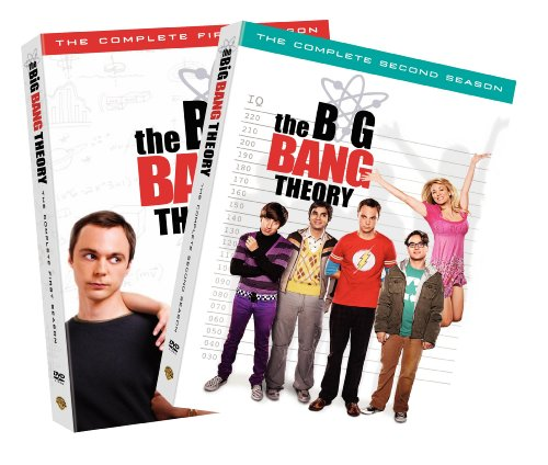 The Big Bang Theory: The Complete Seasons 1 & 2