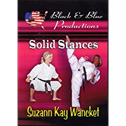 XMA Solid Stances for the Matial Arts Kata