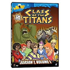 Class of the Titans: Season 1, Vol. 1