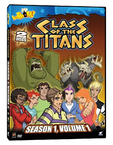 Class of the Titans: Season 1, Vol. 1