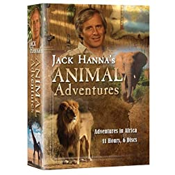 Jack Hanna's Animal Adventures (6pc)