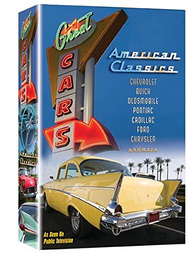 Great Cars: American Classics (6pc)