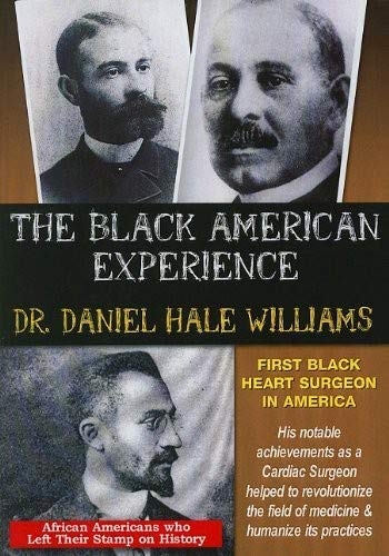 The Black American Experience: First Black Heart Surgeon in America