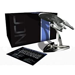 Star Trek Limited Edition Replica Gift Set (Three-Disc + Digital Copy) (Amazon Exclusive)  [Blu-ray]
