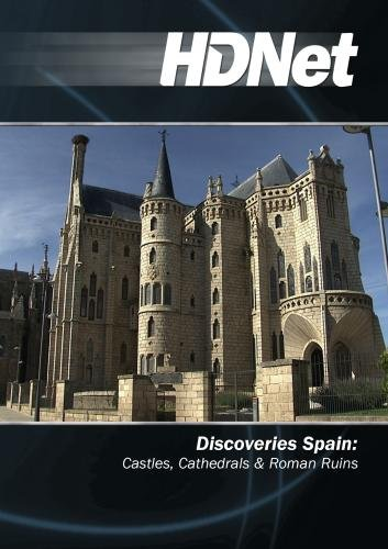 Discoveries Spain: Castles, Cathedrals & Roman Ruins